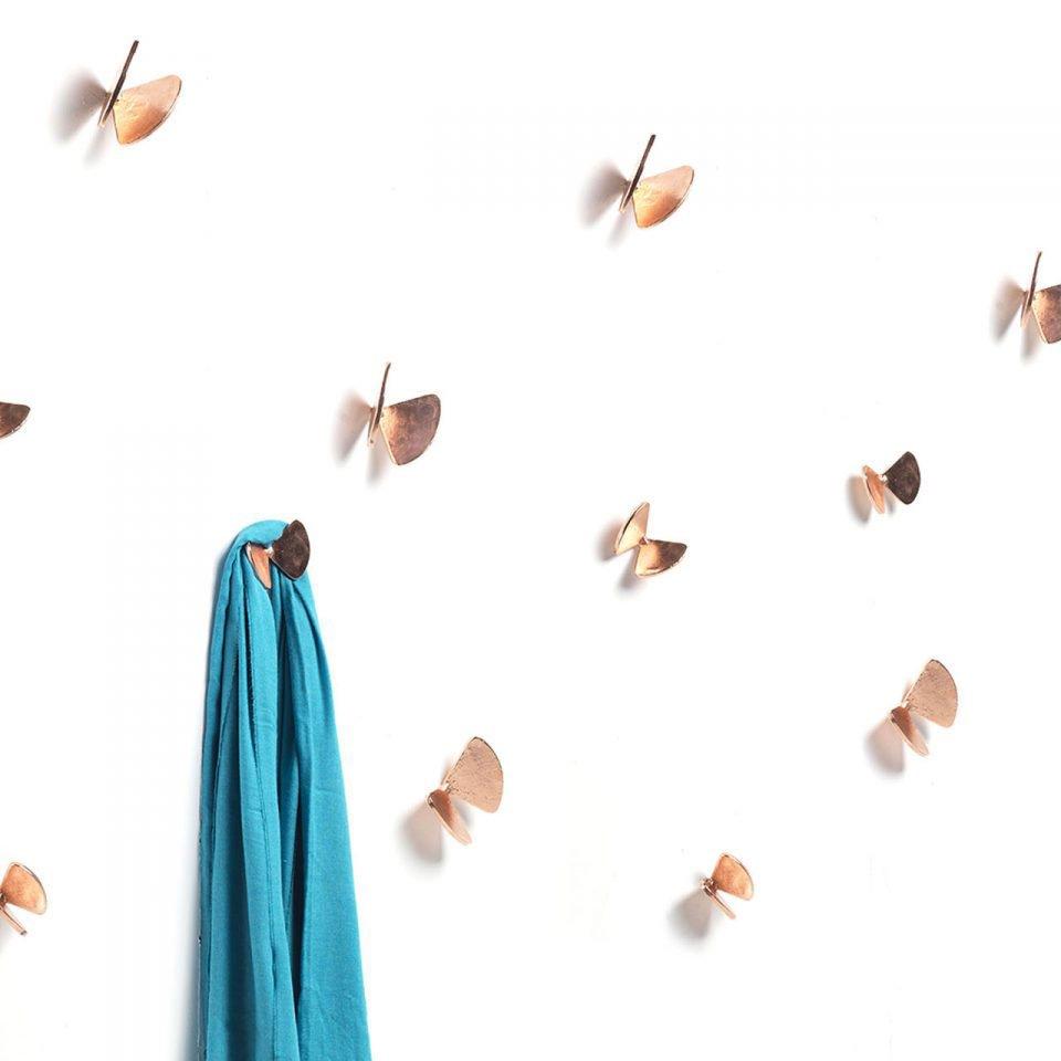 Bice appendiabiti da parete